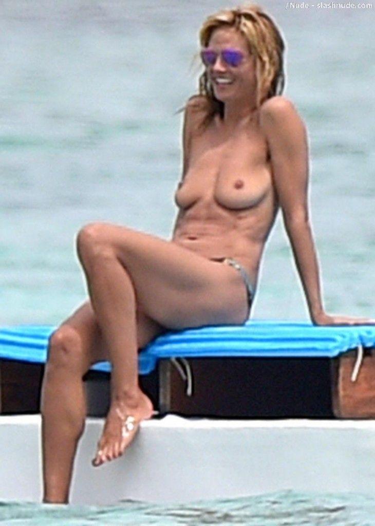 Heidi Klum  Heidi  Pinterest  Heidi Klum, Nude И Naked-2603