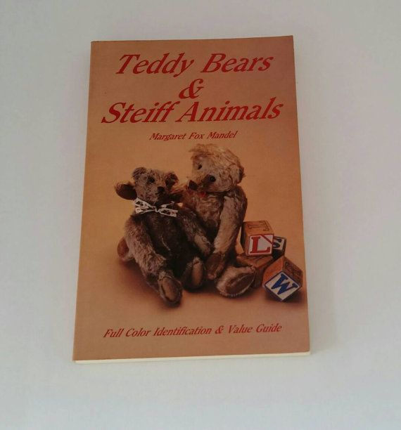 Reference books on vintage steiff toys