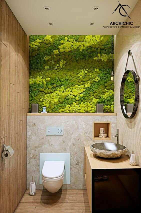 Galerie de Modèles de Salon Marocain et Plus | Pinterest | Toilettes ...