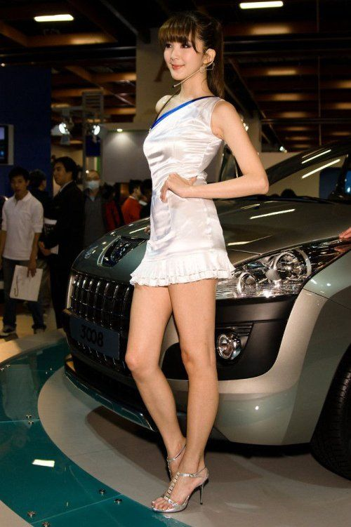 All asian car girl show this rather