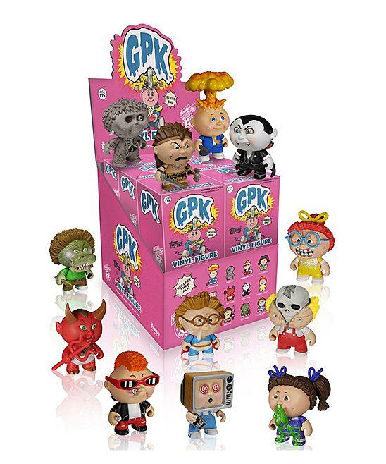 Mad Mike Garbage Pail Kids GPK Funko Mystery Mini Vinyl Figure