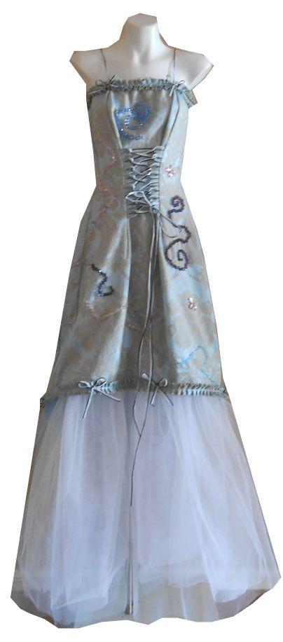 HARAH DESIGNS LA LA LA CORSET DRESS