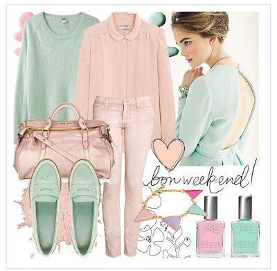 Soft Pastels  Fashion Trends
