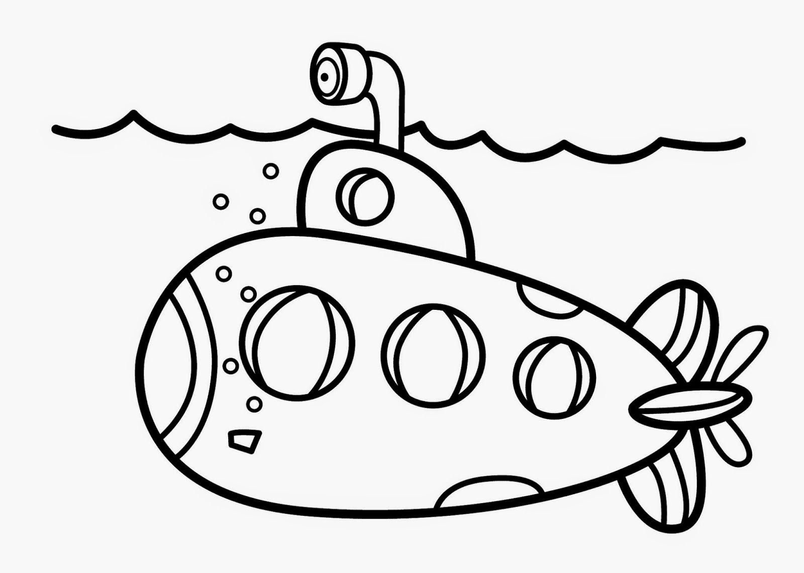 Kids Under 7: Vehicles Coloring Pages | Learning | Pinterest