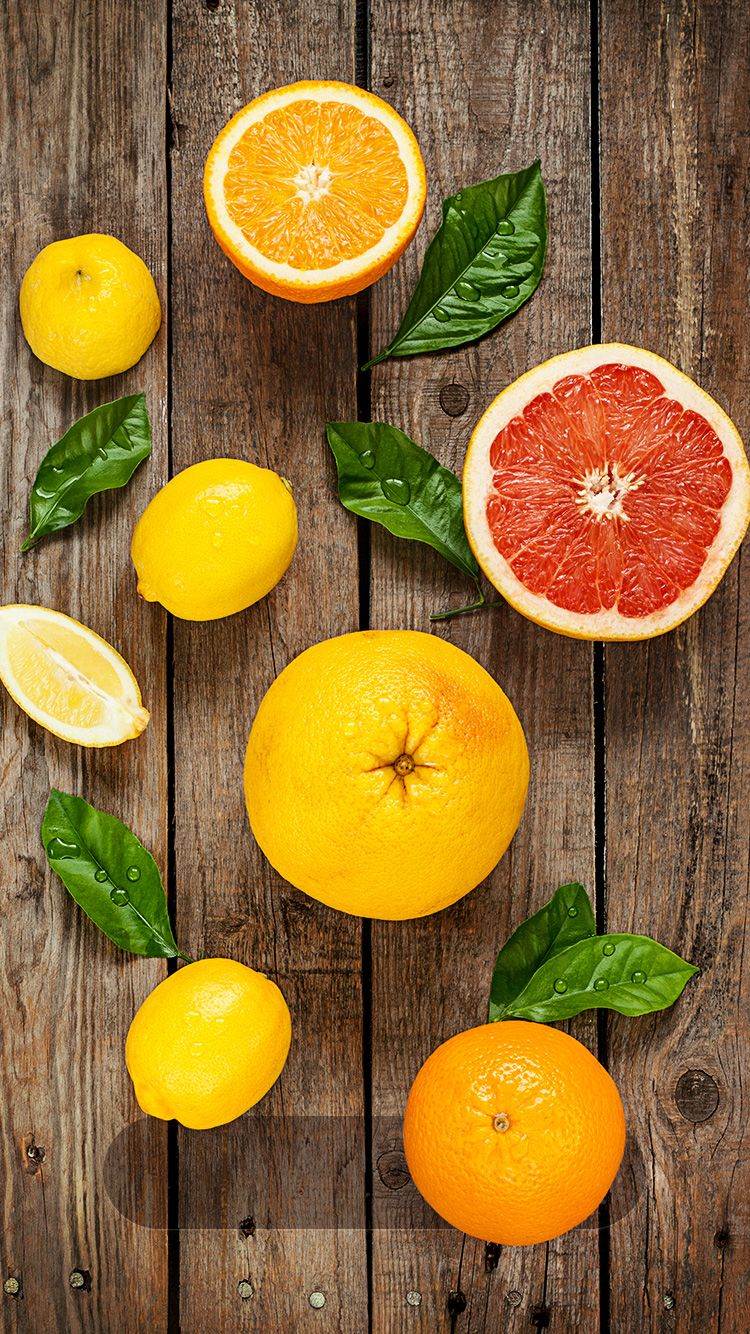 Tap And Get The Free App Art Creative Summer Fruits Orange