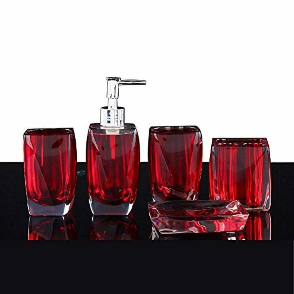 Ebay Sponsored Luant Bathroom Accessory Set Resin Soap Dish Soap