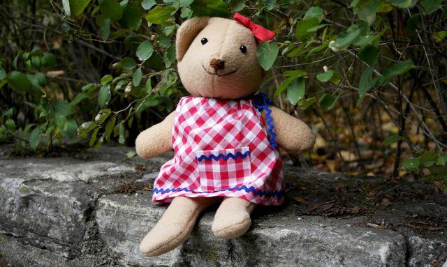Teddybär nähen für Anfänger mit Anleitung   Nähen   Pinterest ...