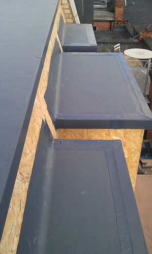 Roofing In Ewell Epdm Roofing Steel Frame Construction Single Ply Roofing