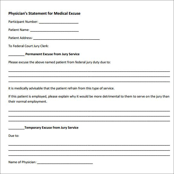 Sample Doctor Note - 30+ Free Documents in PDF, Word Fake doctors - doctor note pdf