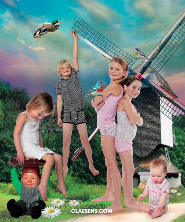 Claesen's Junior Evergreens 2014