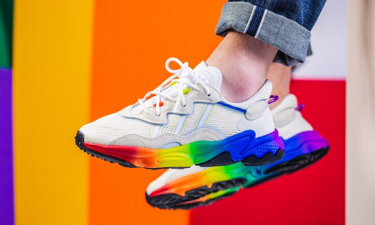 Adidas Ozweego Pride in 2020 | Sneakers