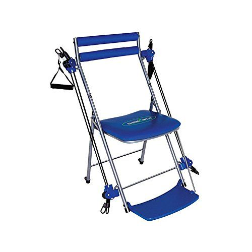 Chair Gym Total Body Workout  Blue Chair Gym Personal Exercise Resistance Chair Rehabilitation System Home Gym For Seniors Resistance Chair Exercise and  sc 1 th 225 & Chair Gym Total Body Workout Blue u003eu003eu003e Want to know more click on ...