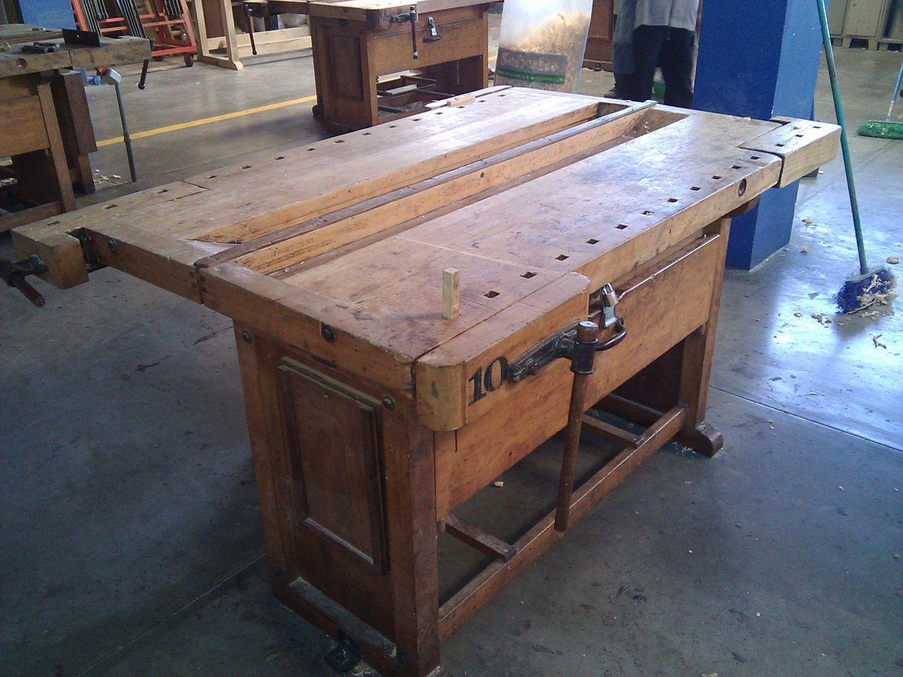 Bancos de carpintero buscar con google herramienta - Carpintero de madera ...