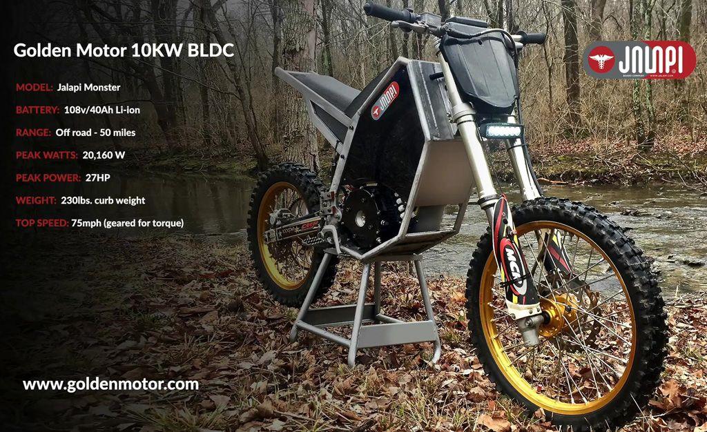 Brushless Motor Bldc Motor Electric Motorcycle Conversion