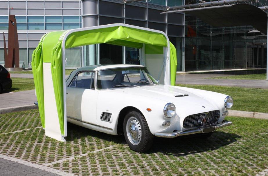Auto Usati Brescia Box Modulare Bianco Design Antico E ...