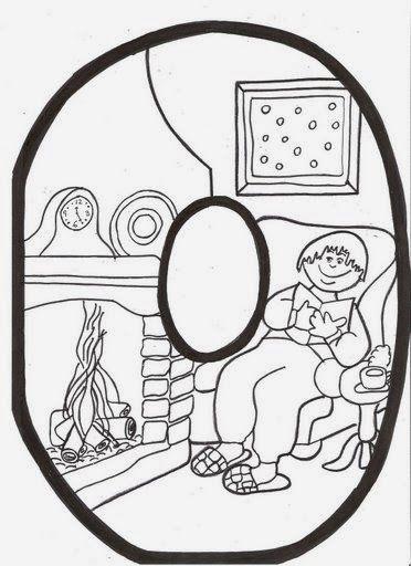 Ba l de navidad letras infantiles de invierno para for Decorar baul infantil
