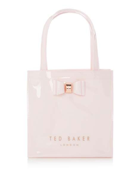 Ted Baker Jenacon Small Bow Tote Bag - House of Fraser | @giftryapp ...