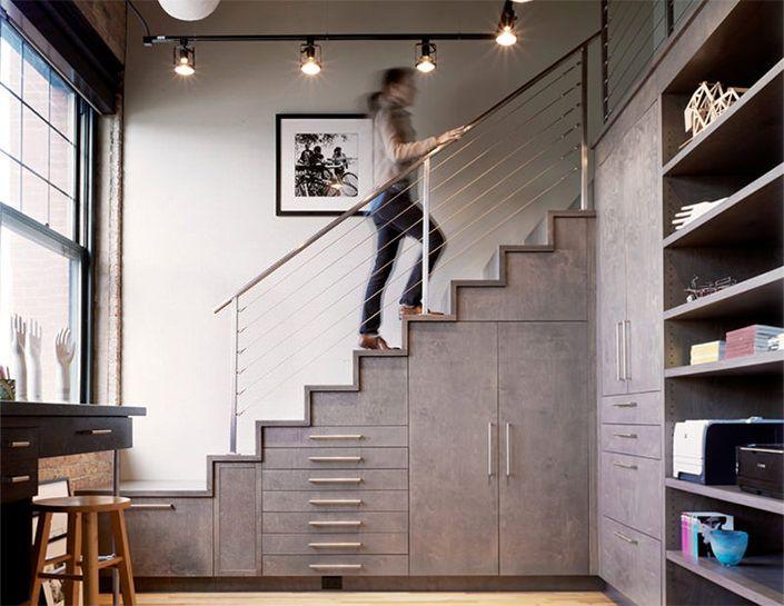 Pode ter armario debaixo de uma escada no ambiente   pesquisa ...