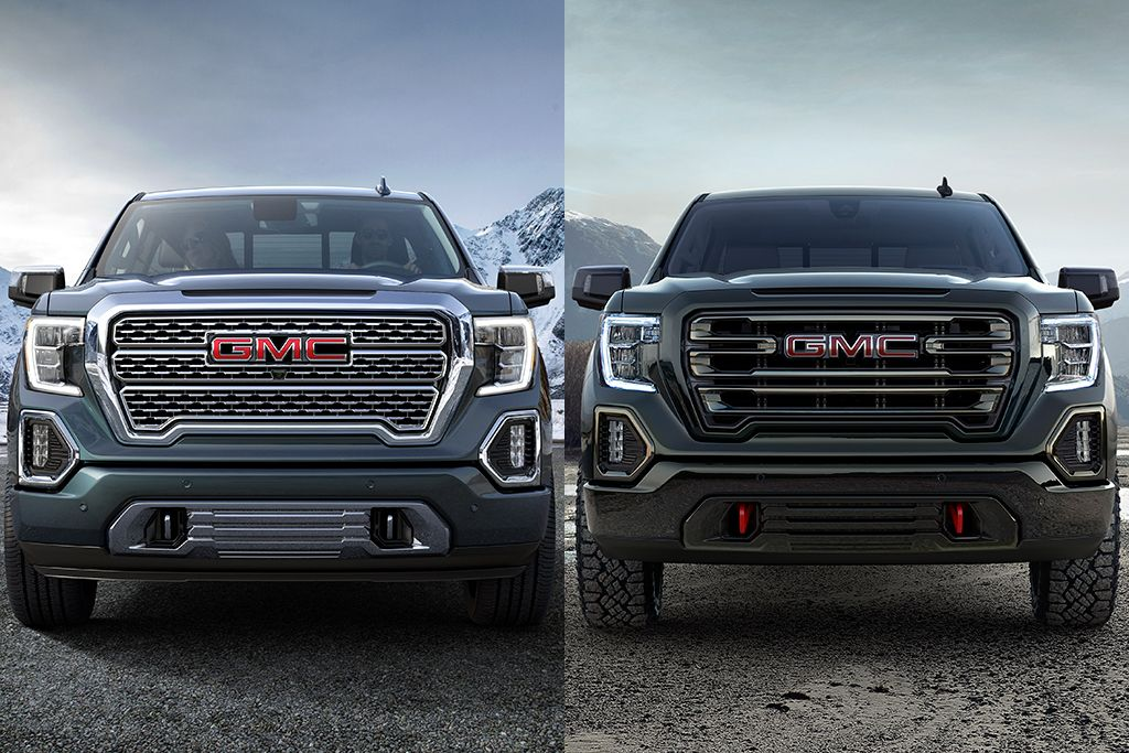 2020 Gmc Sierra Denali Vs At4 Feels Free To Follow Us Di 2020