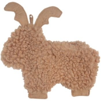 Vo Toys Flat N Fuzzy Fleece Deer Dog Toy May Be Cute And Cuddly