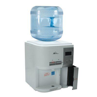 Rs Canada Rwd 100w Countertop Water Dispenser Cottages Decor Water Dispenser Water Coolers Locker Storage