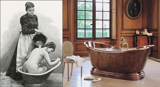 Image result for 19th century bathroom