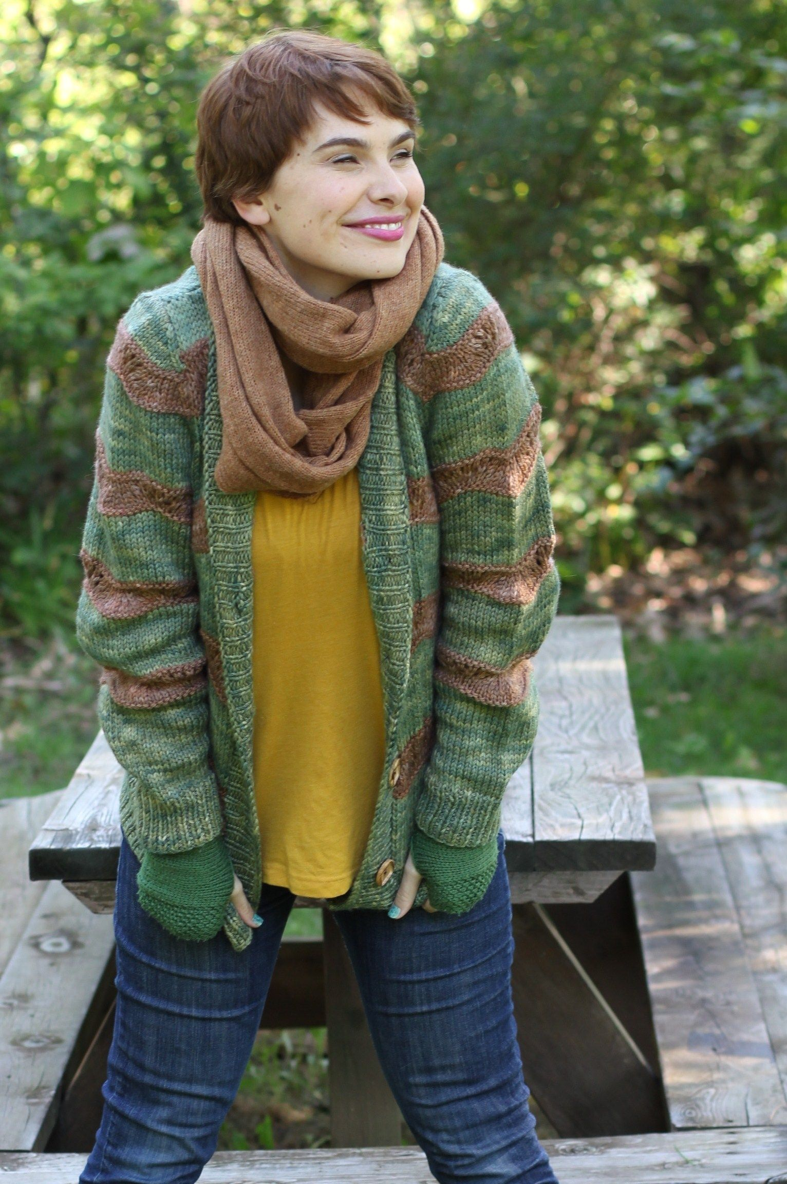 15 Knitted Cardigan Patterns That Are Perfect for Cold Season ...