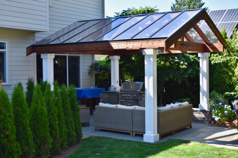 home pergola outdoor living