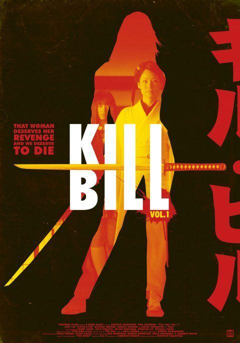 Kill Bill Vol 1 Posterspy Kill Bill Kill Bill Movie Kill Bill Vol 1