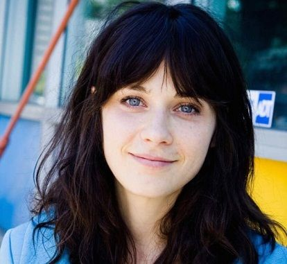 15 pictures of zooey deschanel without makeup  zooey