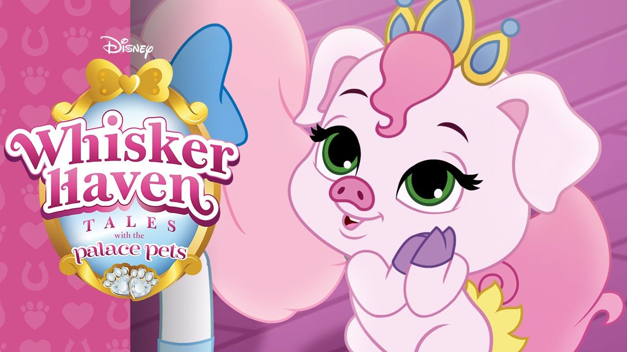 Helping Hooves Whisker Haven Tales With The Palace Pets Disney Junior Palace Pets Disney Junior Pets