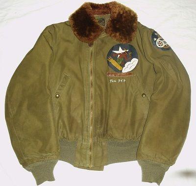 http://www.long-john.nl/vintage-ww2-b-15-flight-jacket/ | WWII ...