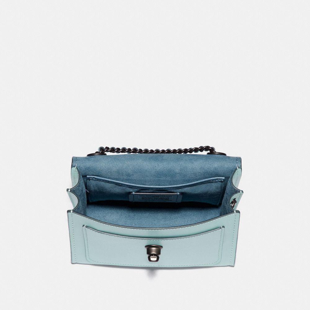 e4a06b080 Coach Parker 18 - Light Turquoise Multi/Black Copper | Products ...