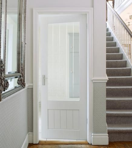 Primed Dordogne Glazed | Internal Stile \u0026 Rail Doors | Doors \u0026 Joinery | Howdens Joinery & Primed Dordogne Glazed | Internal Stile \u0026 Rail Doors | Doors ...