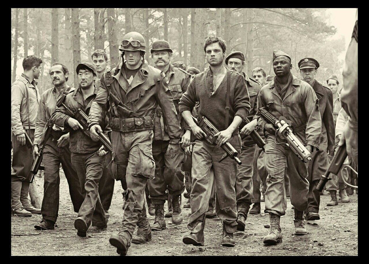 Captain America The First Avenger: Howling Commandos | Marvel ...