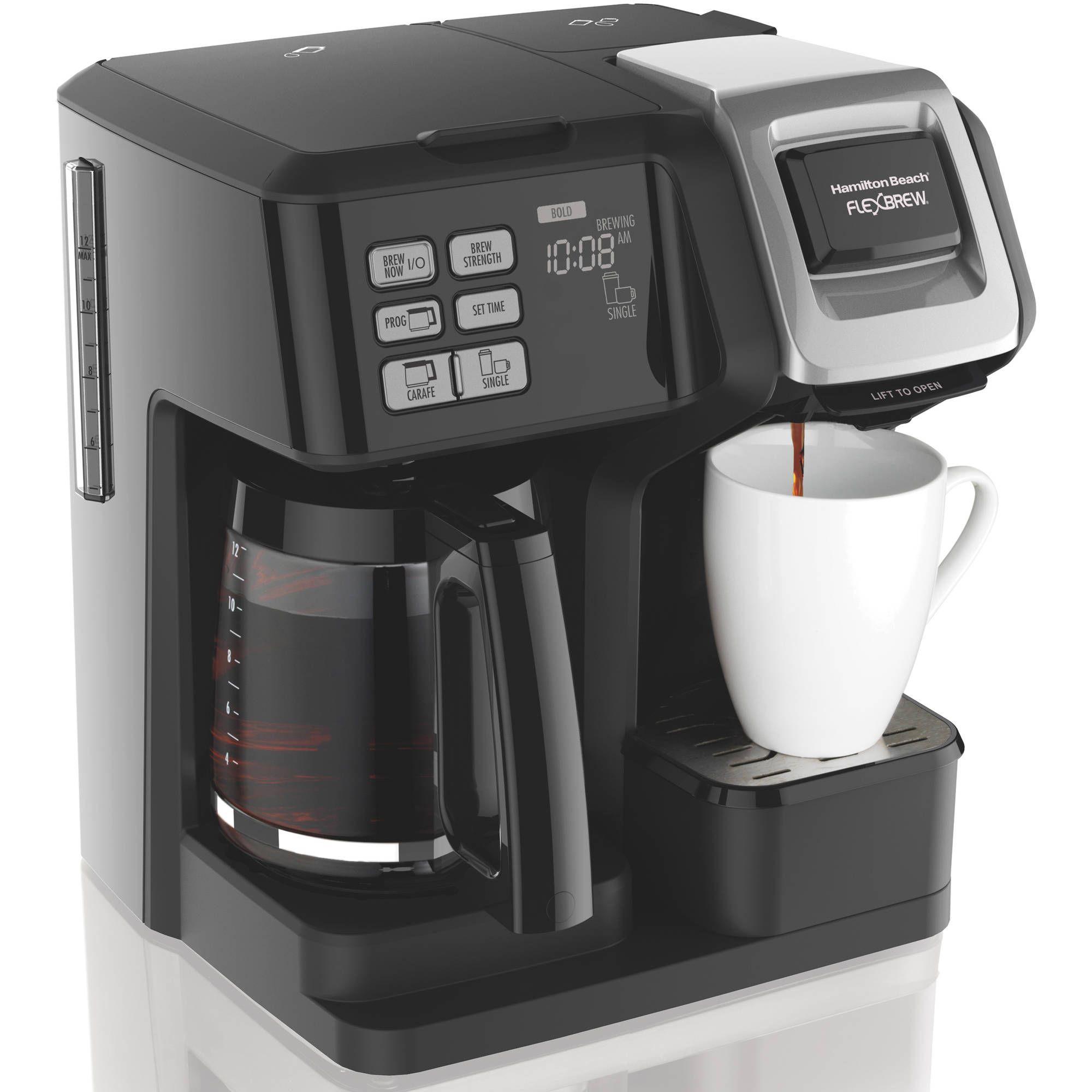 Shop by Brand Single coffee maker, Dual coffee maker