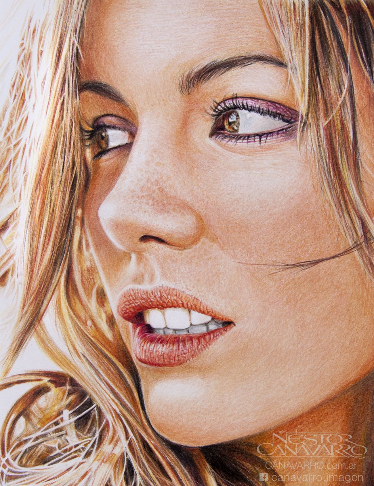 Hyper Realistic Pencil Drawings By Néstor Canavarro Art