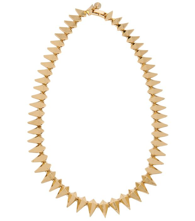 Pointy Collar Necklace