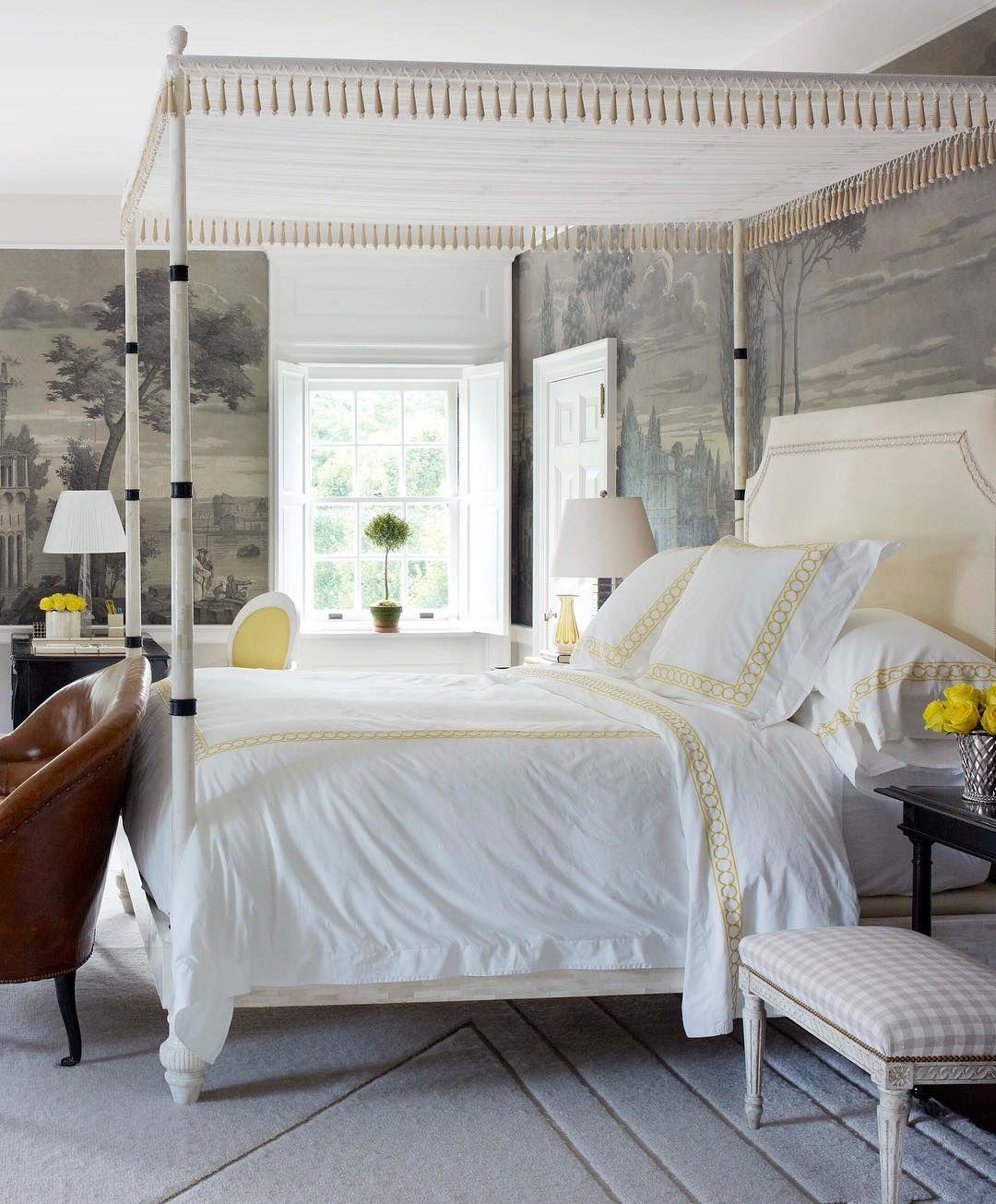 3 Kind Of Elegant Bedroom Design Ideas Includes A: @onekingslane The Kind Of Bedroom We Could Definitely Get