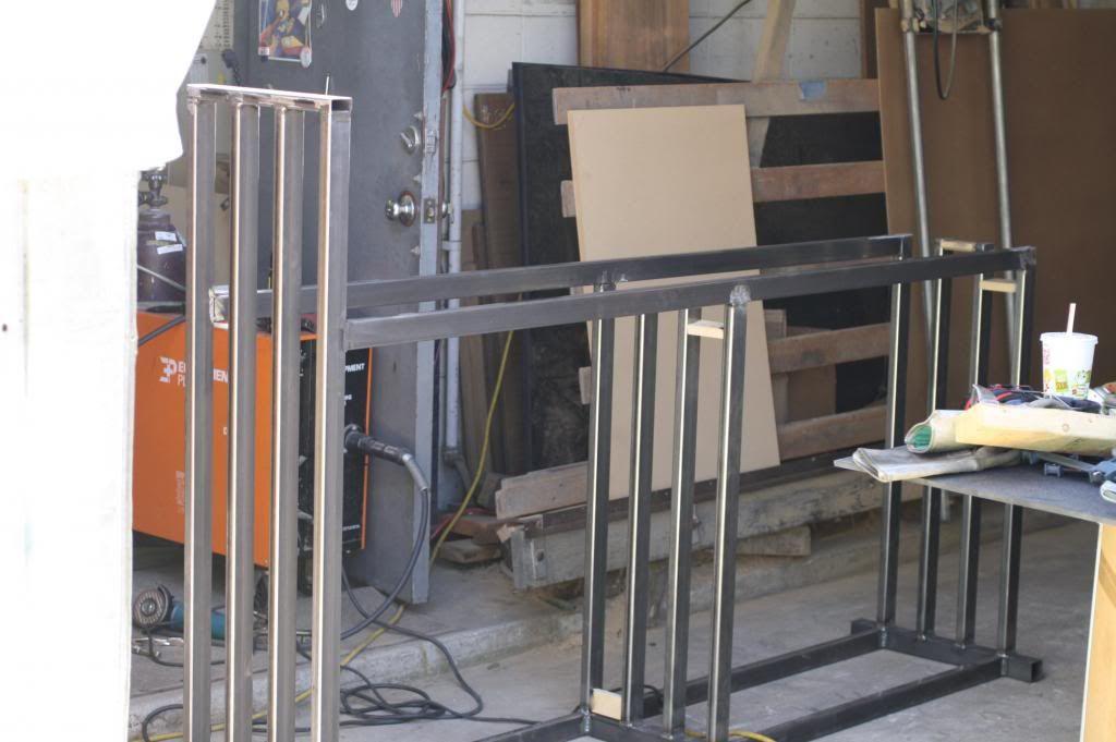 Sheet Metal Rack Organizer Welding Table Diy Welding Table Metal Storage Racks