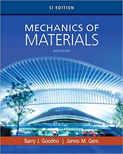 Mechanics of materials si edition 9th edition goodno solutions mechanics of materials si edition 9th edition goodno solutions manual test banks solutions manual fandeluxe Images