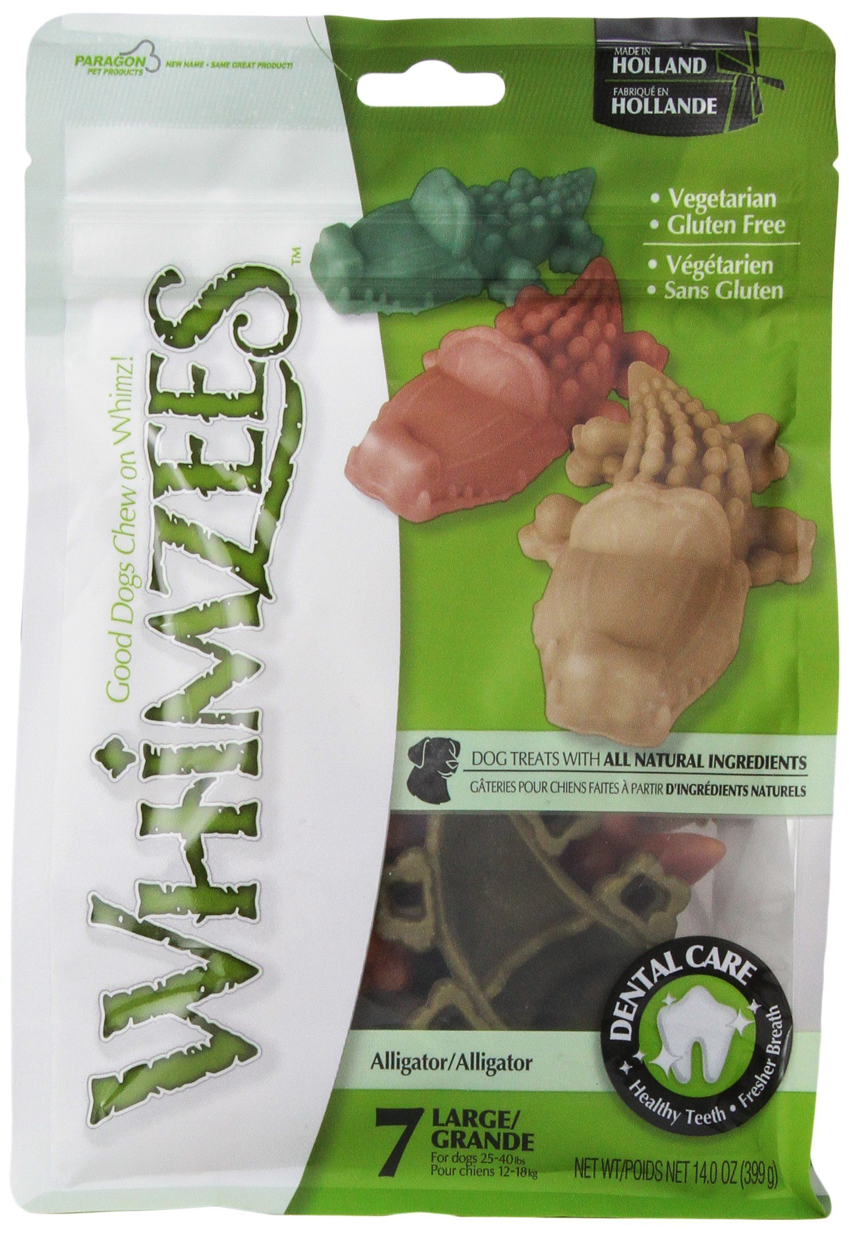 whimzees dog chews