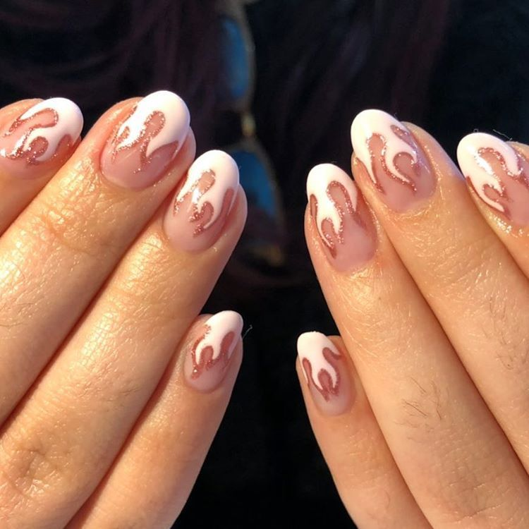Availabilities For Tuesda Minimalist Nails Fire Nails Nails