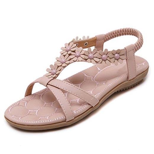 Damen Flip Flops Oberbekleidung Pantoffeln Schuhe Sandalen