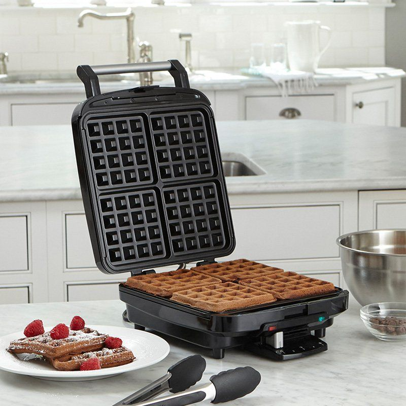 Cuisinart Square Belgian Waffle Maker - WAF-150 | Products | Pinterest