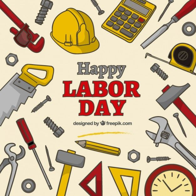 Download Happy Labor Day Background for free