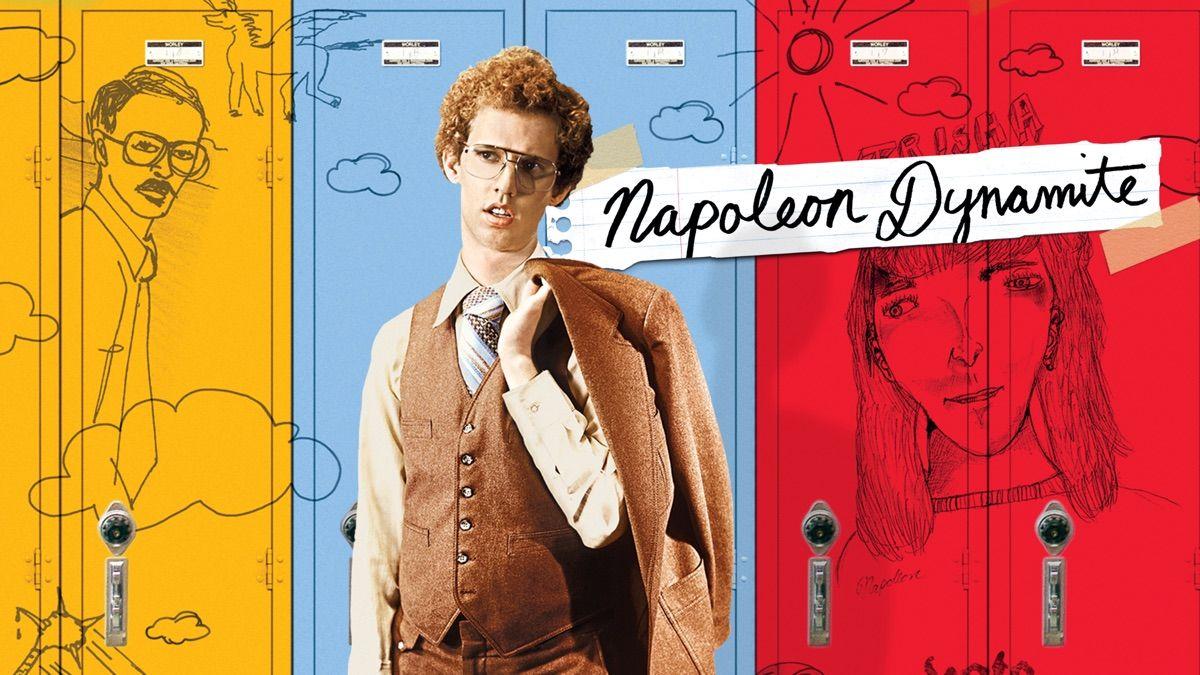 Napoleon Dynamite On Apple Tv Napoleon Dynamite Napoleon Film Genres