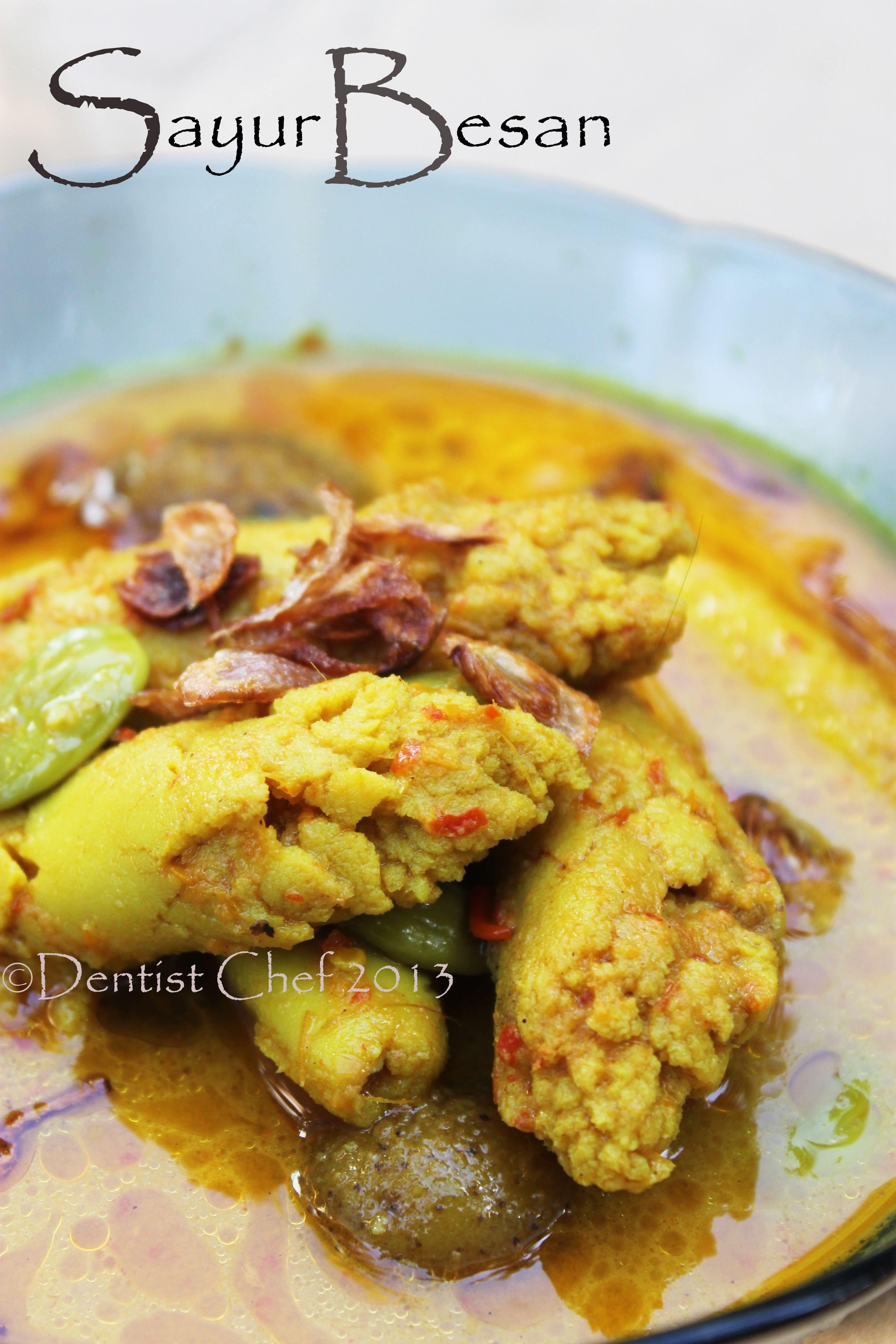 Resep Sayur Besan Khas Betawi A Jakarta S Herritage Sugar Cane Blossom Curry Resep Makanan Gulai