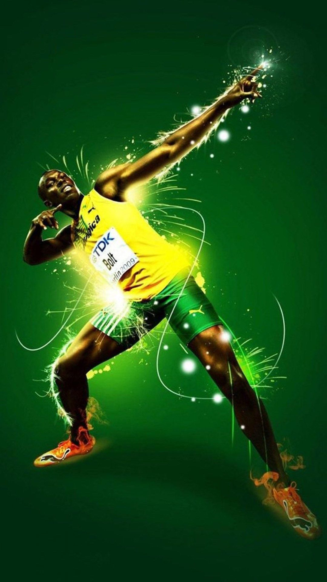 free download iphone wallpaper hd | jamajka | Usain bolt ...
