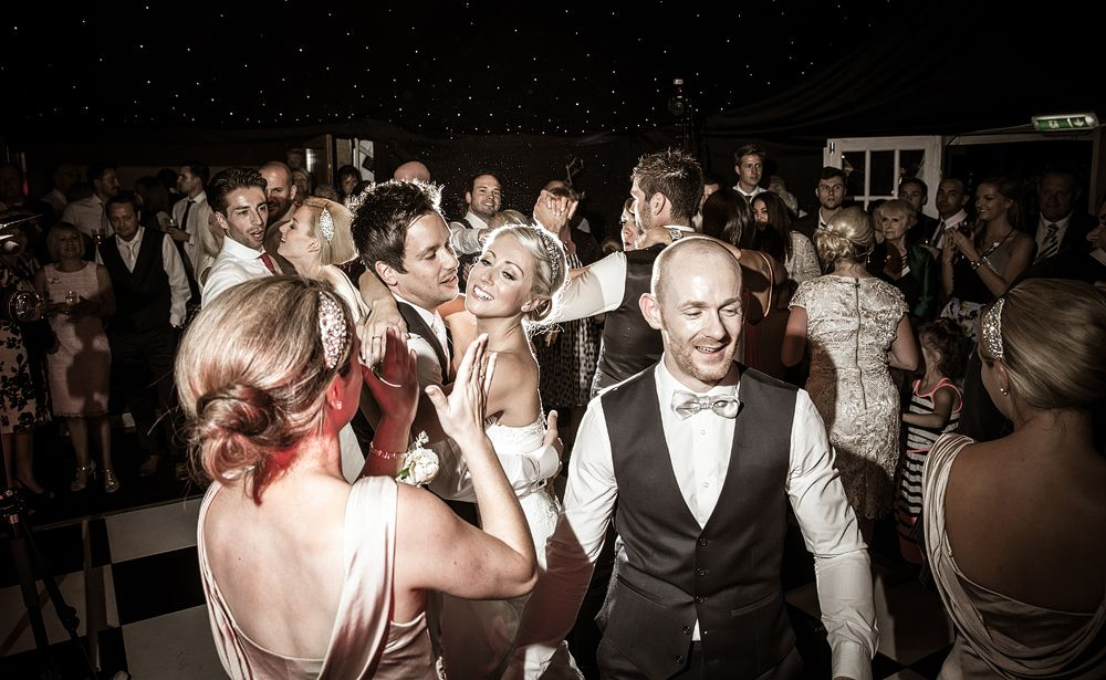 The Finchu0027s Arms wedding photography as photographed